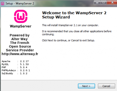 Wamp Server Latest Version