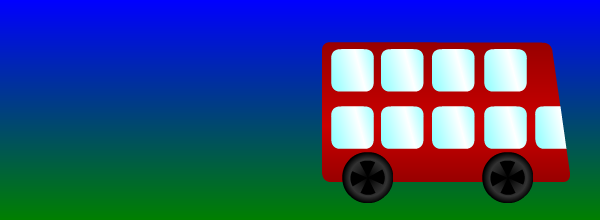 bus animation